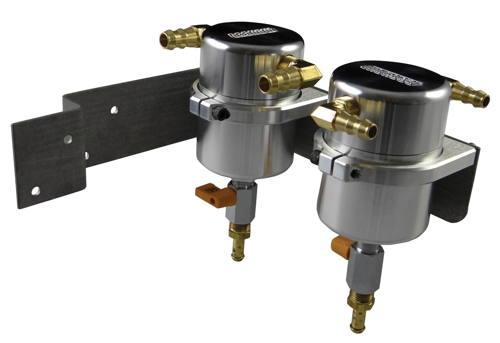 Dirt and Air Separators: Introduction and Sizing Guide.