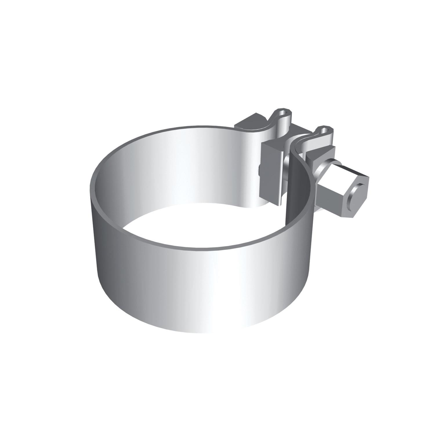 1167 3 Stainless Steel Exhaust Seal Clamp Vibrant