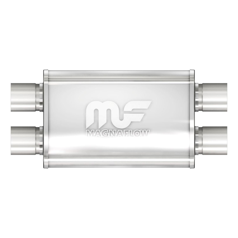 Magnaflow Performance Exhaust 11386 Stainless Steel Muffler