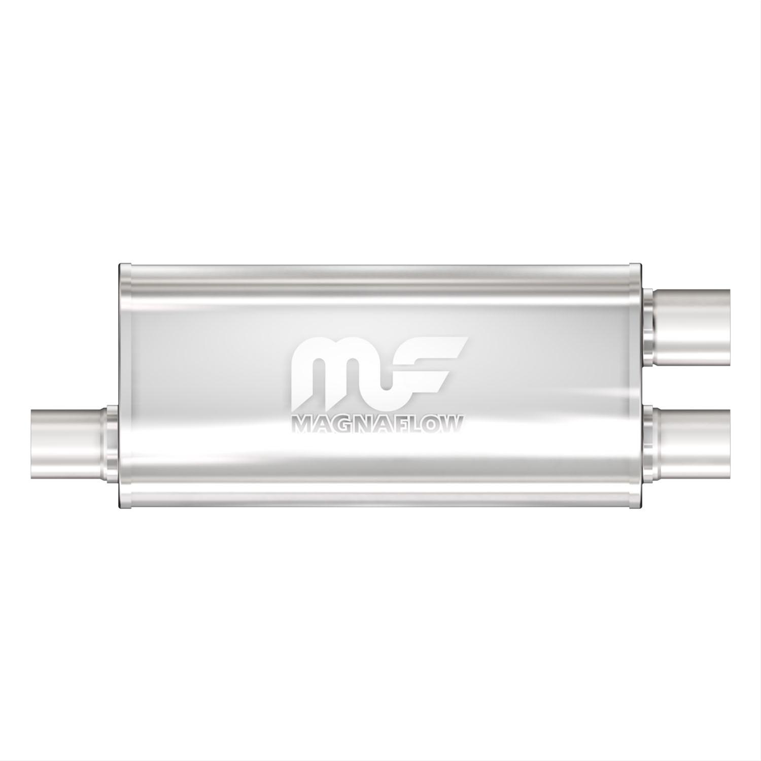 Magnaflow Performance Exhaust 12256 Stainless Steel Muffler