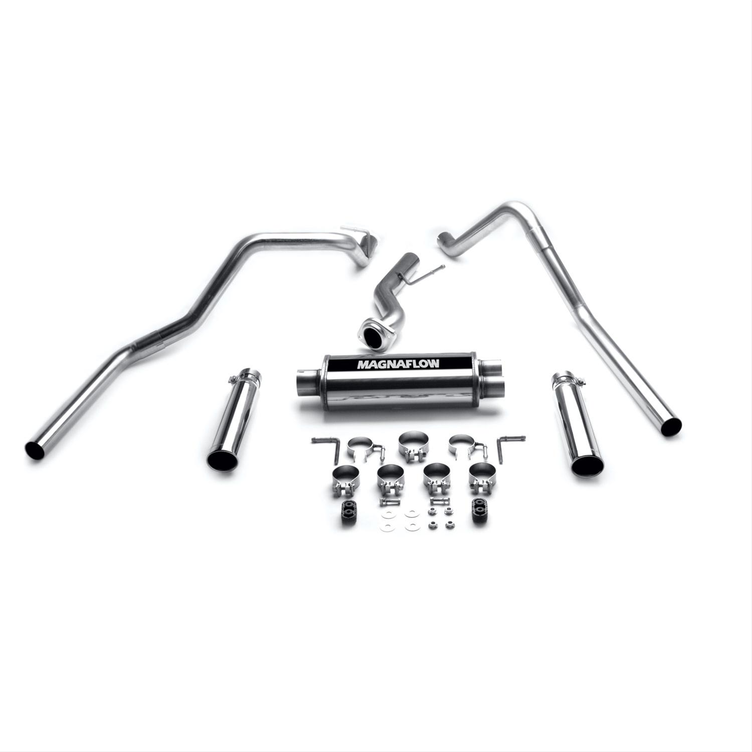 MagnaFlow MF Series Performance Exhaust Systems 15753