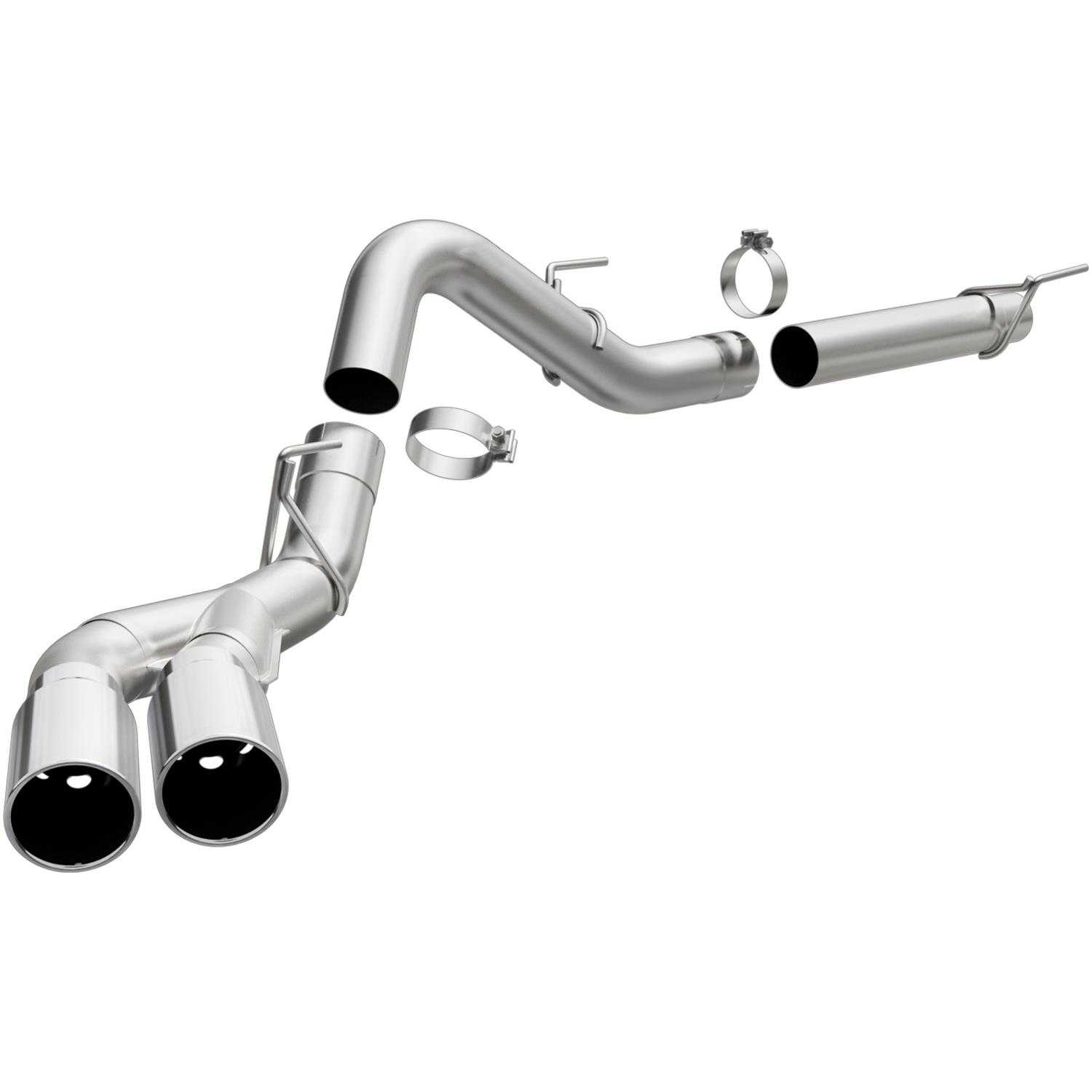 Performance Exhaust Systems >> Magnaflow Street Series Performance Exhaust Systems 19422