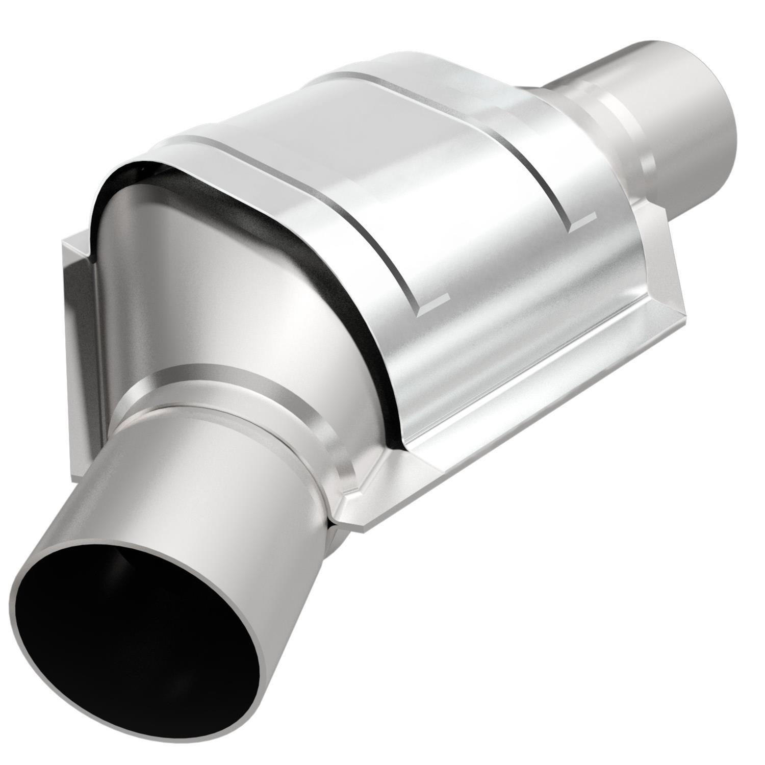 MagnaFlow 99204HM Catalytic Converter Stainless Steel Each 49-State