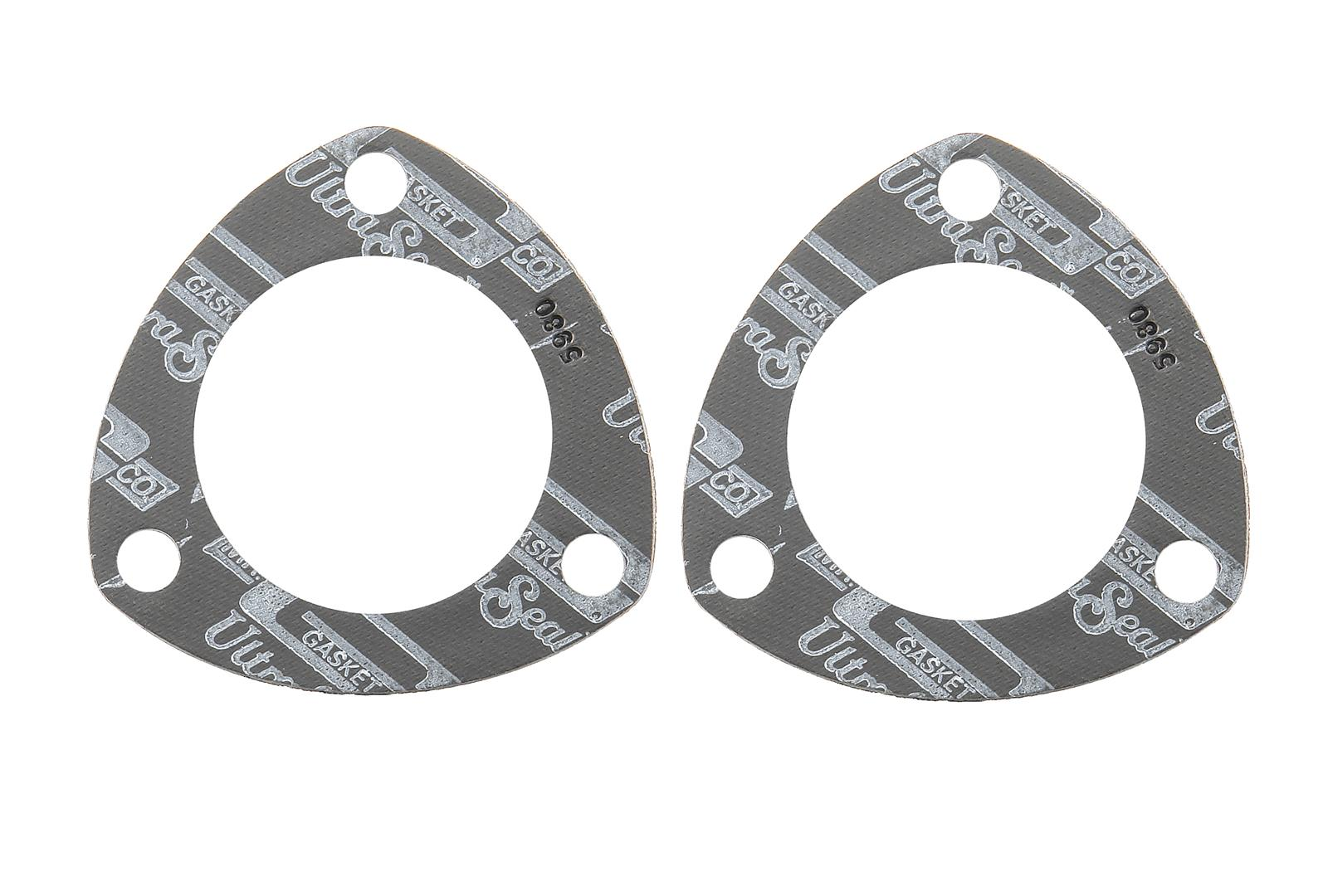 gasket seal. mr. gasket ultra-seal collector gaskets 5980 - free shipping on orders over $99 at summit racing seal