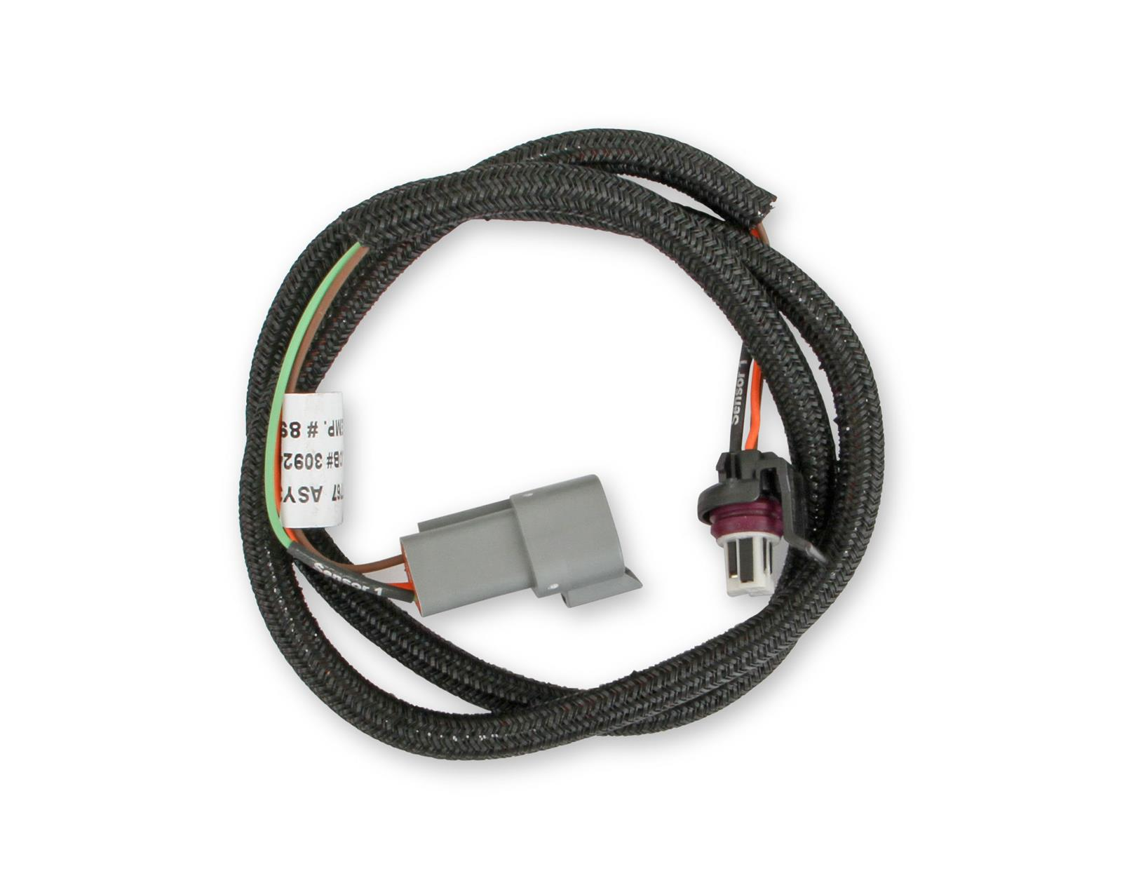[ZTBE_9966]  MSD Power Grid Exhaust Module Replacement Pressure Sensor Harnesses 22711 | Power Grid Wiring Harness |  | Summit Racing