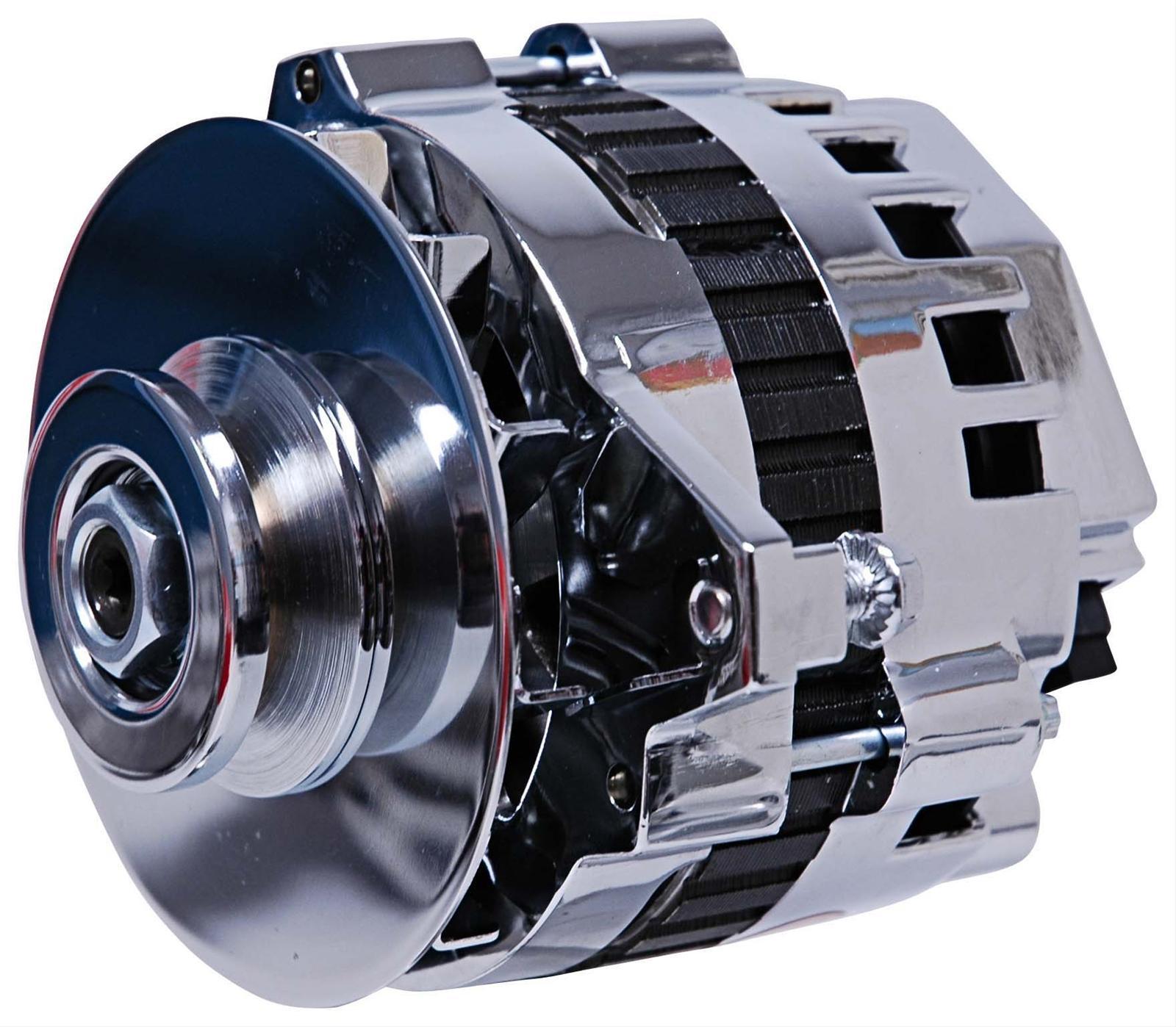 Msd Dynaforce Alternators 5362 Free Shipping On Orders Over 49 At Gm Amp Gauge Alternator Wiring Summit Racing