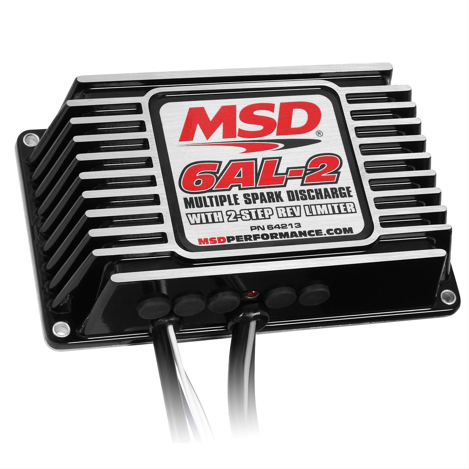 Msd 6al 2 Ignition Boxes 64213 Free Shipping On Orders Over 49 At Box Combination Wiring Diagram Summit Racing