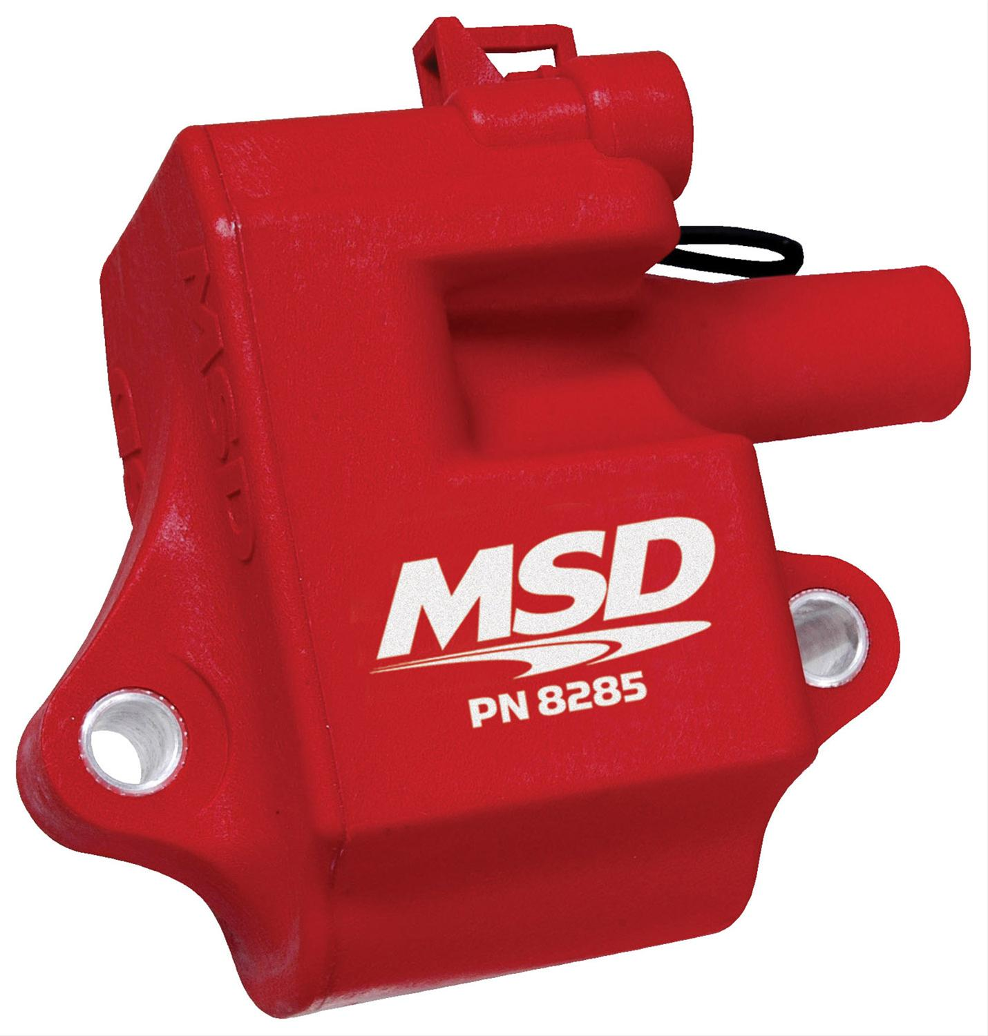 Msd Multiple Spark Coils And Coil Kits 82858 Gm Pack Wiring Free Shipping On Orders Over 49 At Summit Racing
