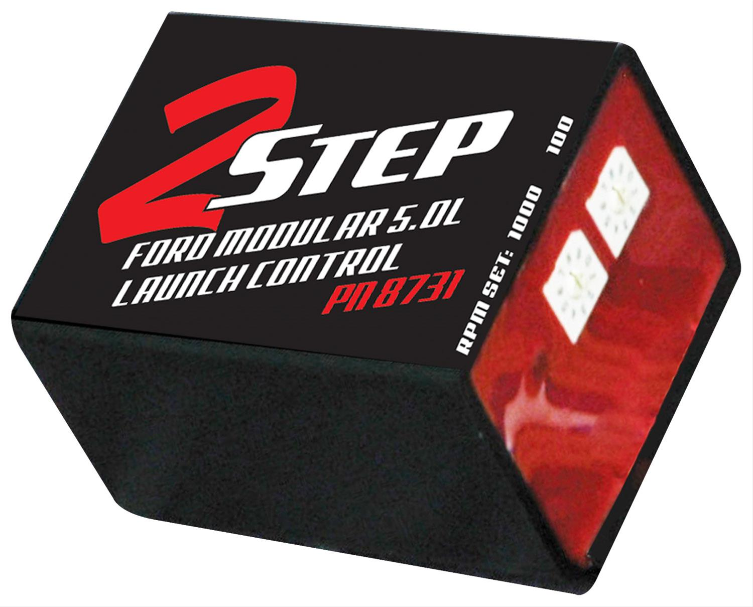 Msd 2 Step Launch Controllers 8731 Free Shipping On Orders Over