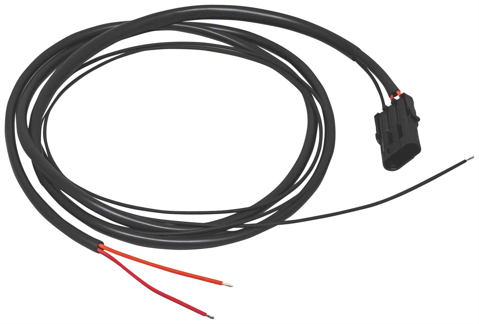 msd replacement distributor wiring harnesses 88621 - free shipping on  orders over $99 at summit racing