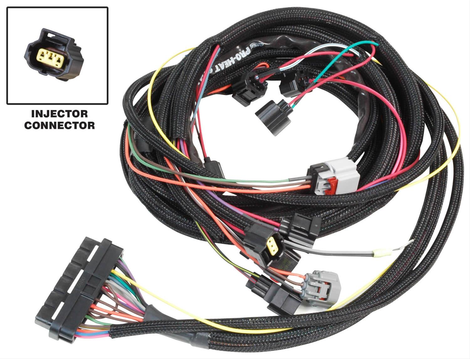 Msd ignition extension wiring harnesses free