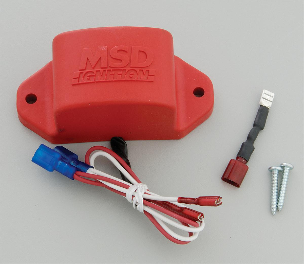 msd non current limited ignition tachometer adapters 8910 msd non current limited ignition tachometer adapters 8910 shipping on orders over 99 at summit racing
