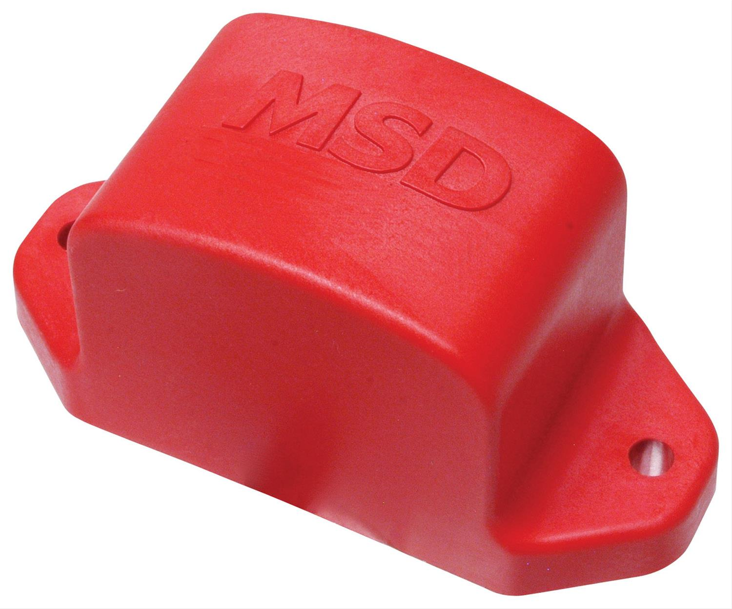 MSD Non-Current Limited Ignition Tachometer Adapters 8910 - Free Shipping  on Orders Over $99 at Summit Racing