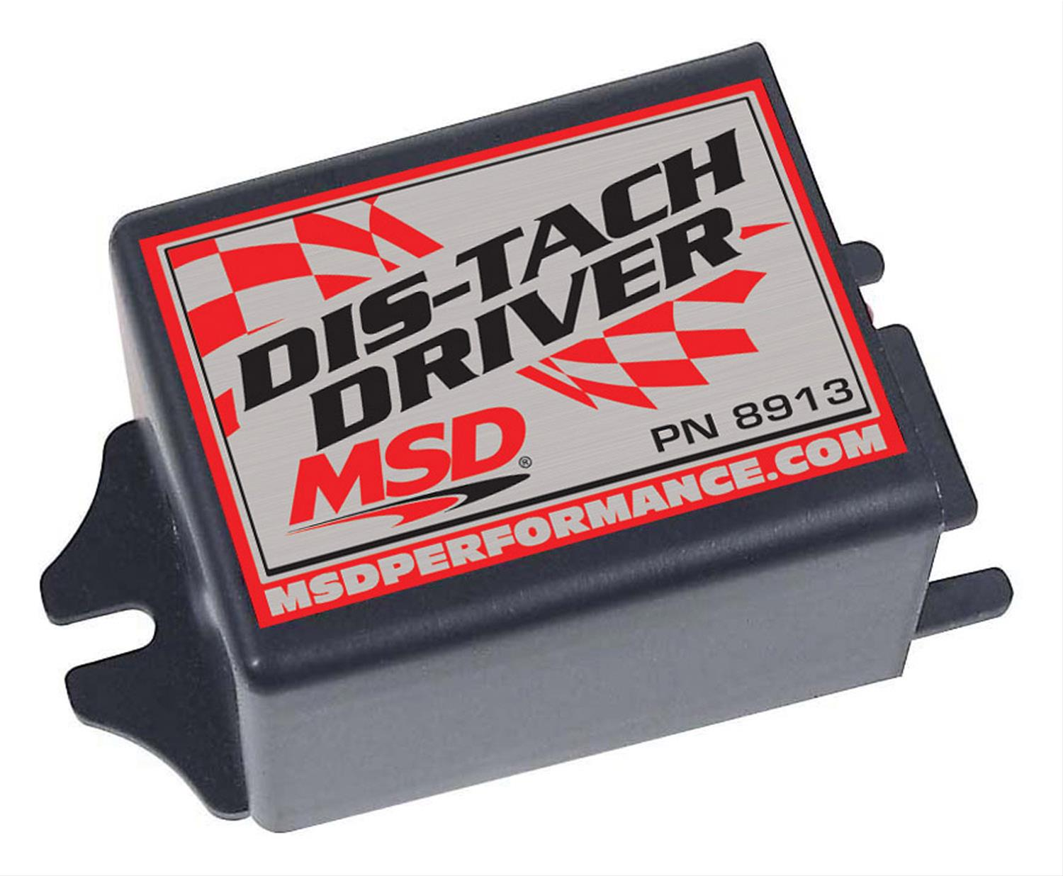 MSD Distributorless Ignition Tachometer Adapters 8913 - Free Shipping on  Orders Over $49 at Summit Racing