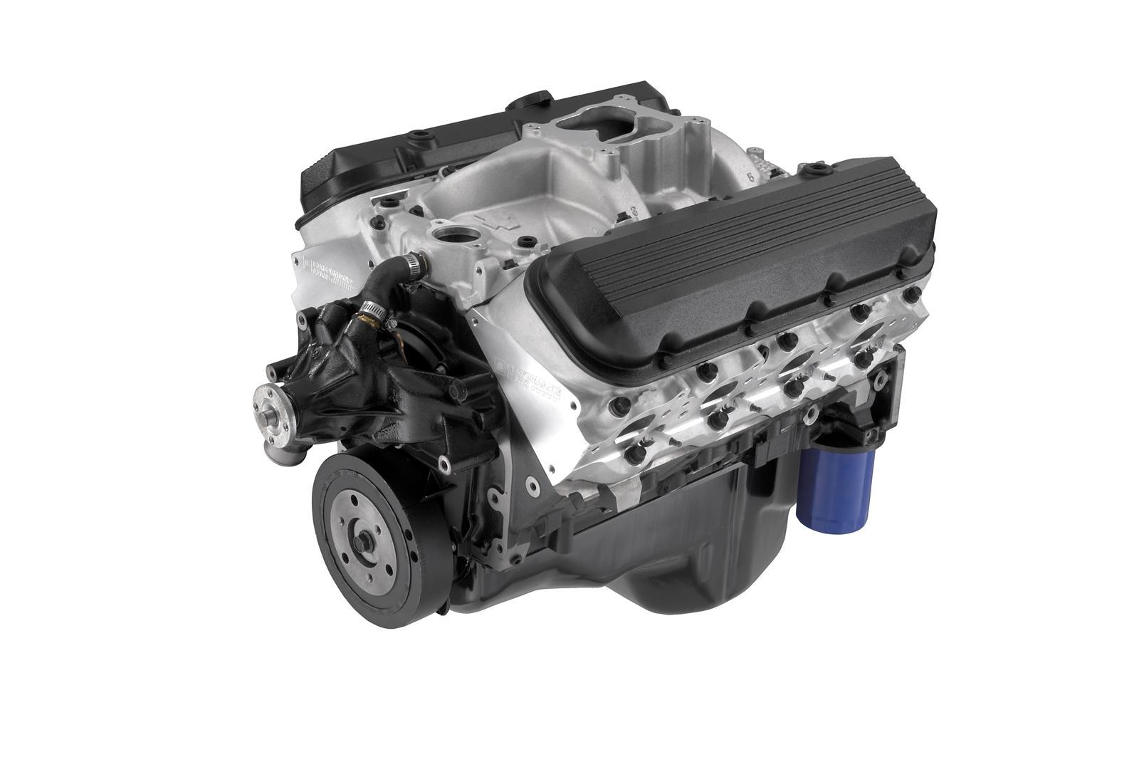 Chevrolet Performance ZZ454/440 Engine Assemblies 12498777 - Free ...
