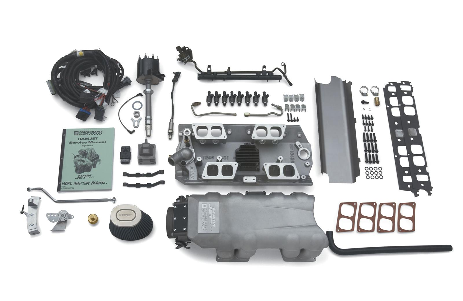 Dodge Performance Parts >> Chevrolet Performance Big Block Chevy Ram Jet Fuel Injection Kits 12499249 - Free Shipping on ...