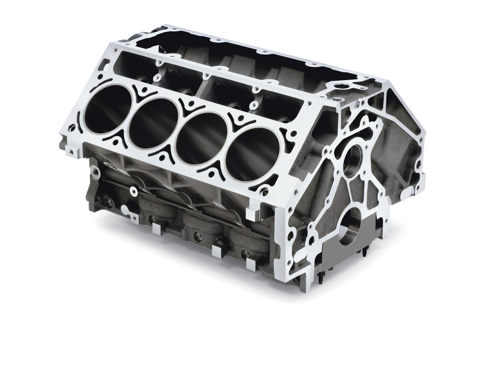 Chevrolet Performance 57L LS1LS6 Aluminum Engine Blocks