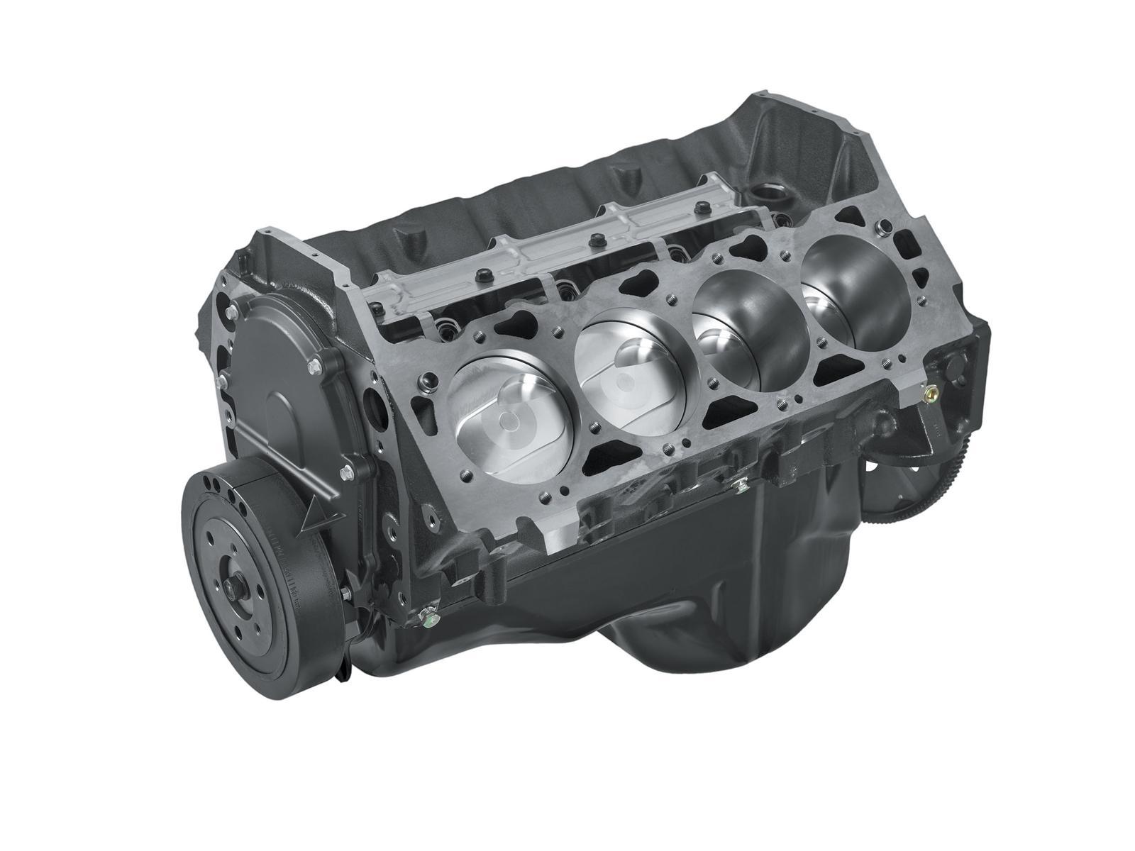 Short Block Vs Long Block >> Chevrolet Performance 502 C I D Long Short Block Crate Engines