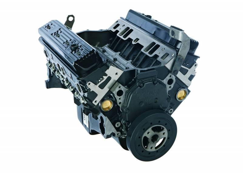 Chevrolet Performance Crate Engines 12681431