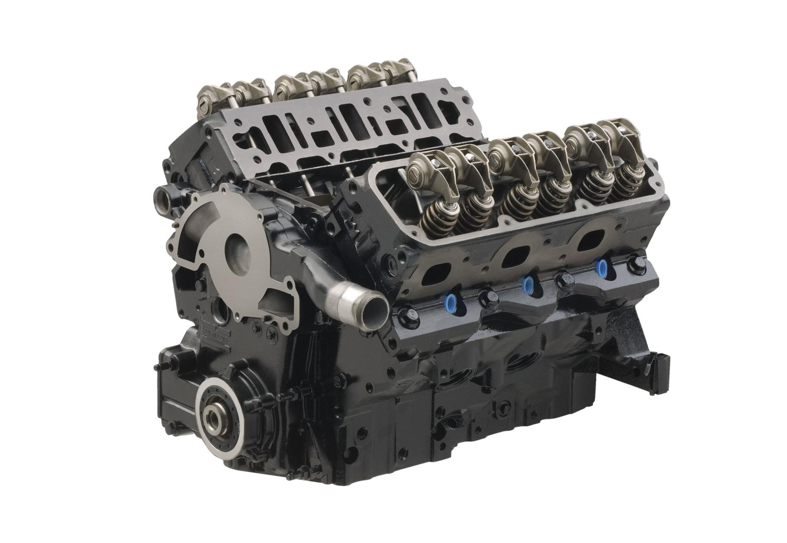 free shipping on orders over 99 at summit racing chevrolet performance 3 8l 231 c i d remanufactured long block crate engines 19168948