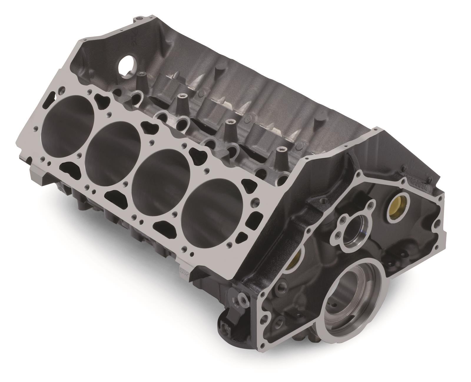 Chevrolet Performance 502 C I D  Bare Engine Blocks 19170540