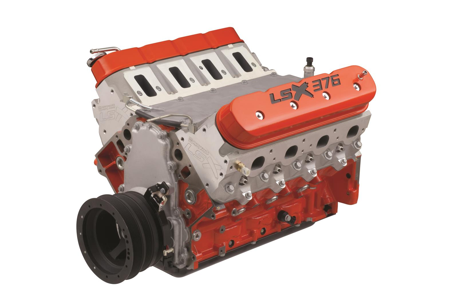 Chevrolet Performance CPP LSX 376-B15 Long Block Crate Engines 19299306