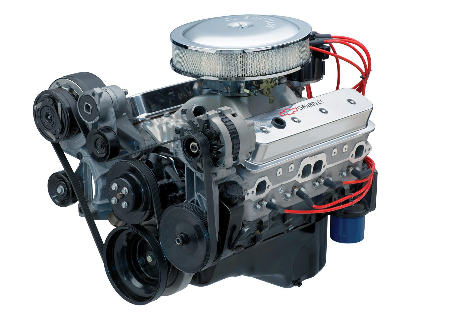 Chevrolet performance zz5 350 turn key crate engine for General motors marine engines
