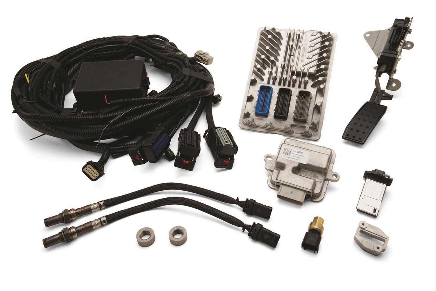 Chevrolet Performance Gen V LT1 Engine Controller Kits 19303137 - Free  Shipping on Orders Over $49 at Summit Racing