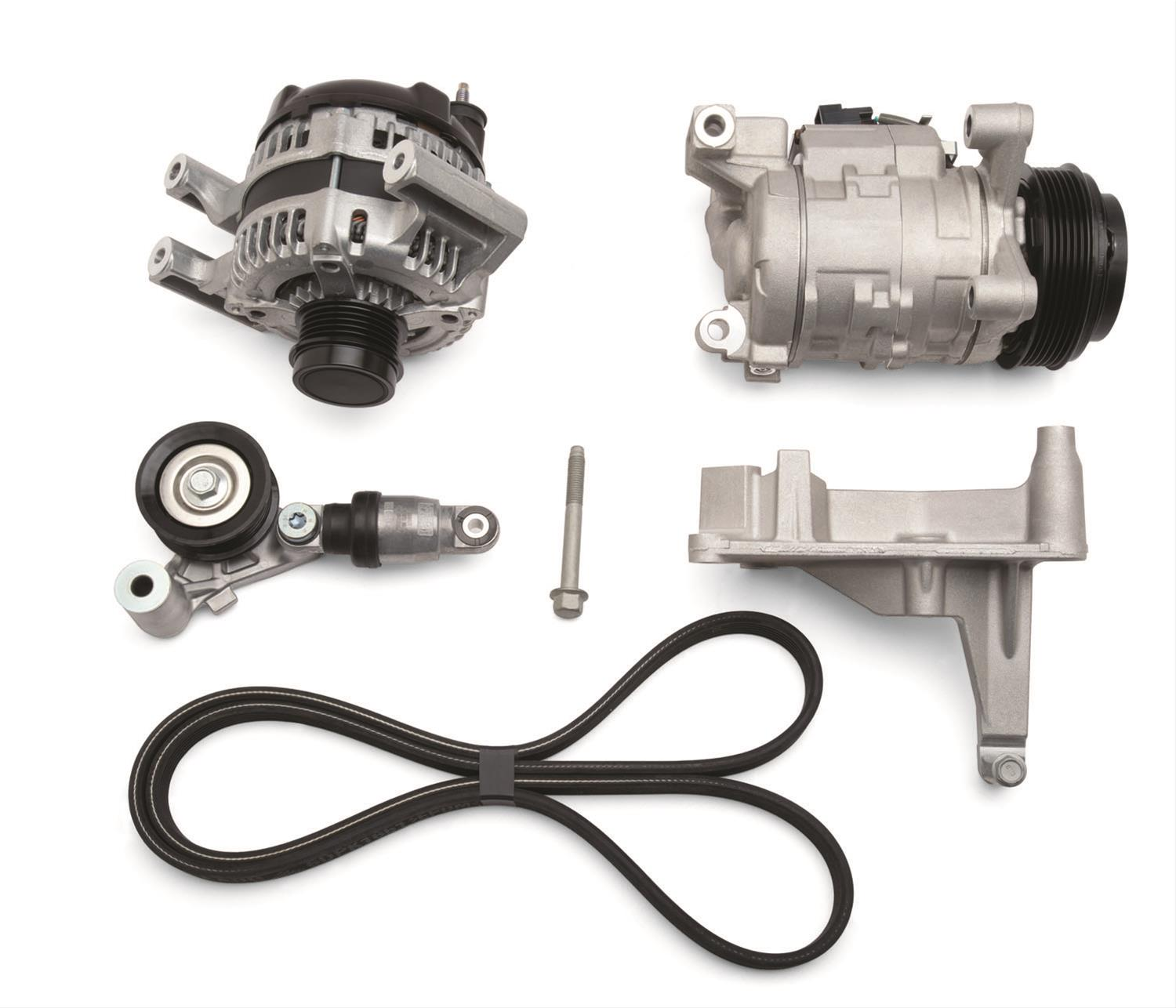 Accessories For Your Chevy Lt1: Chevrolet Performance Gen V LT1 Accessory Drive Systems