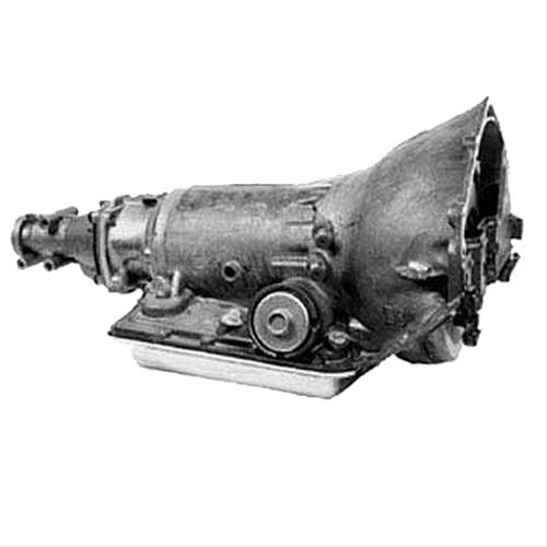 Remanufactured Automatic Transmission: Chevrolet Performance Remanufactured Automatic