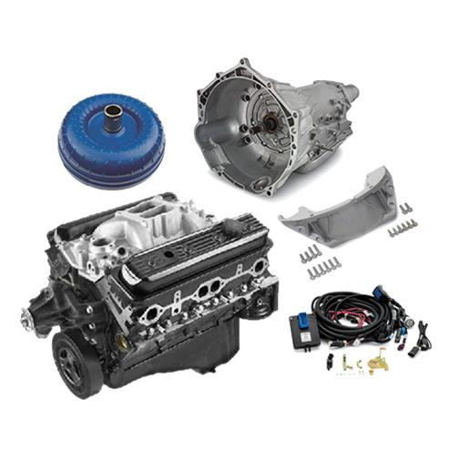 transmission for a chevy 350 motor