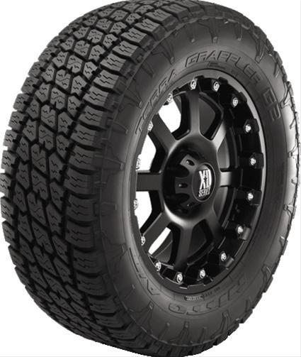 nitto terra grappler g2 all terrain tire 215220 ebay. Black Bedroom Furniture Sets. Home Design Ideas