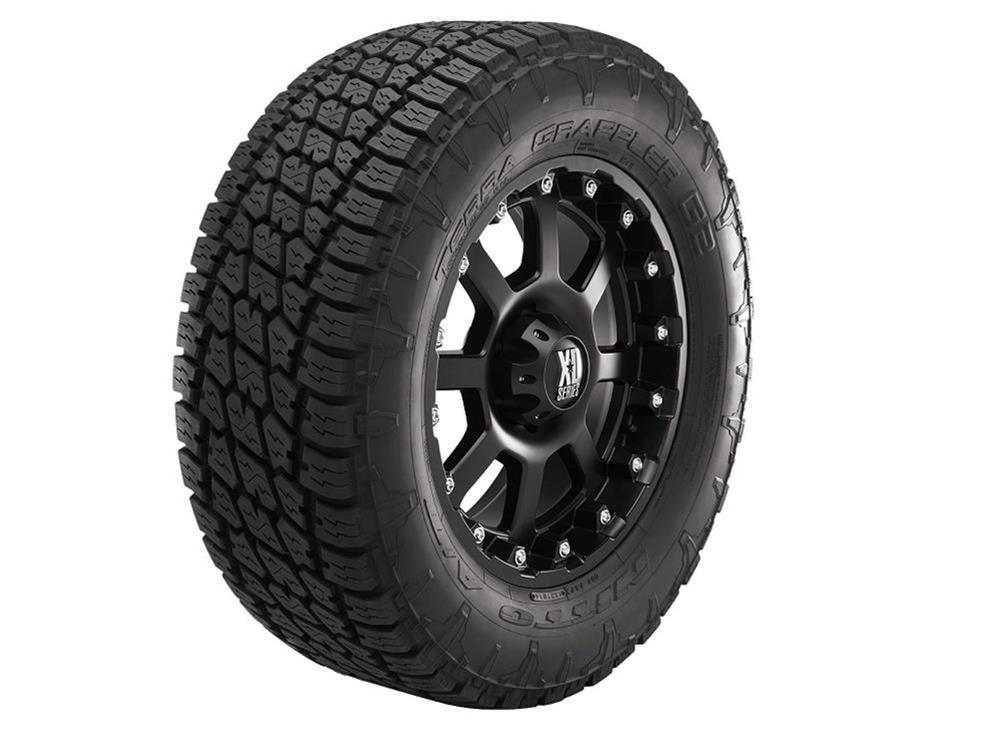 All Terrain Tires >> Nitto Terra Grappler G2 All Terrain Tires N216 040