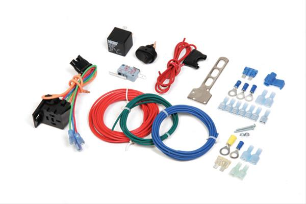 nos single stage electric pack wiring kits 15634nos free. Black Bedroom Furniture Sets. Home Design Ideas