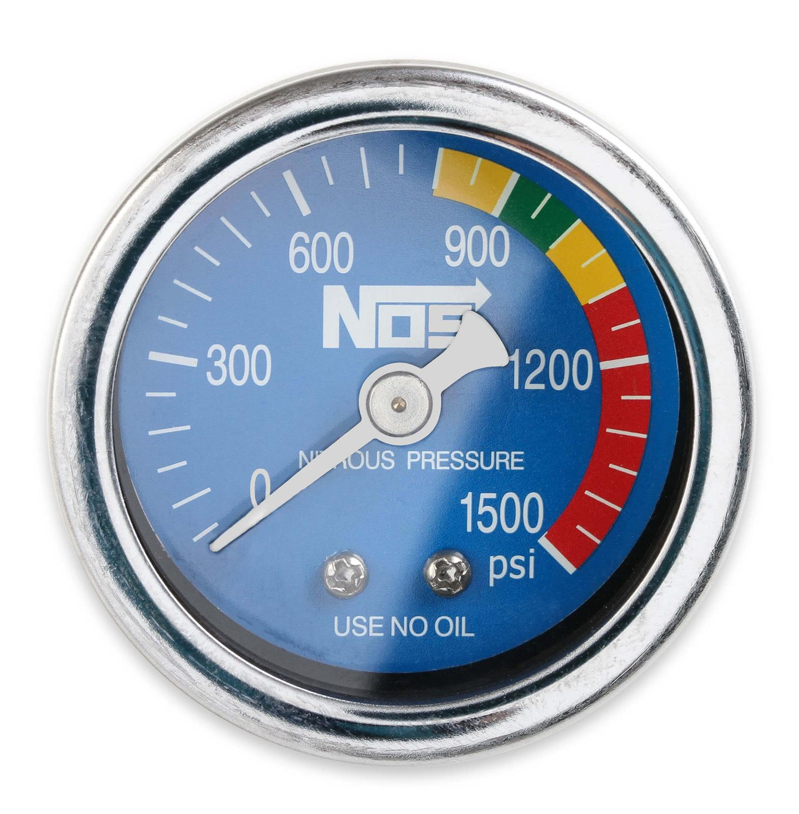 Nitrous Bottle Pressure Gauge for nos nx express zex