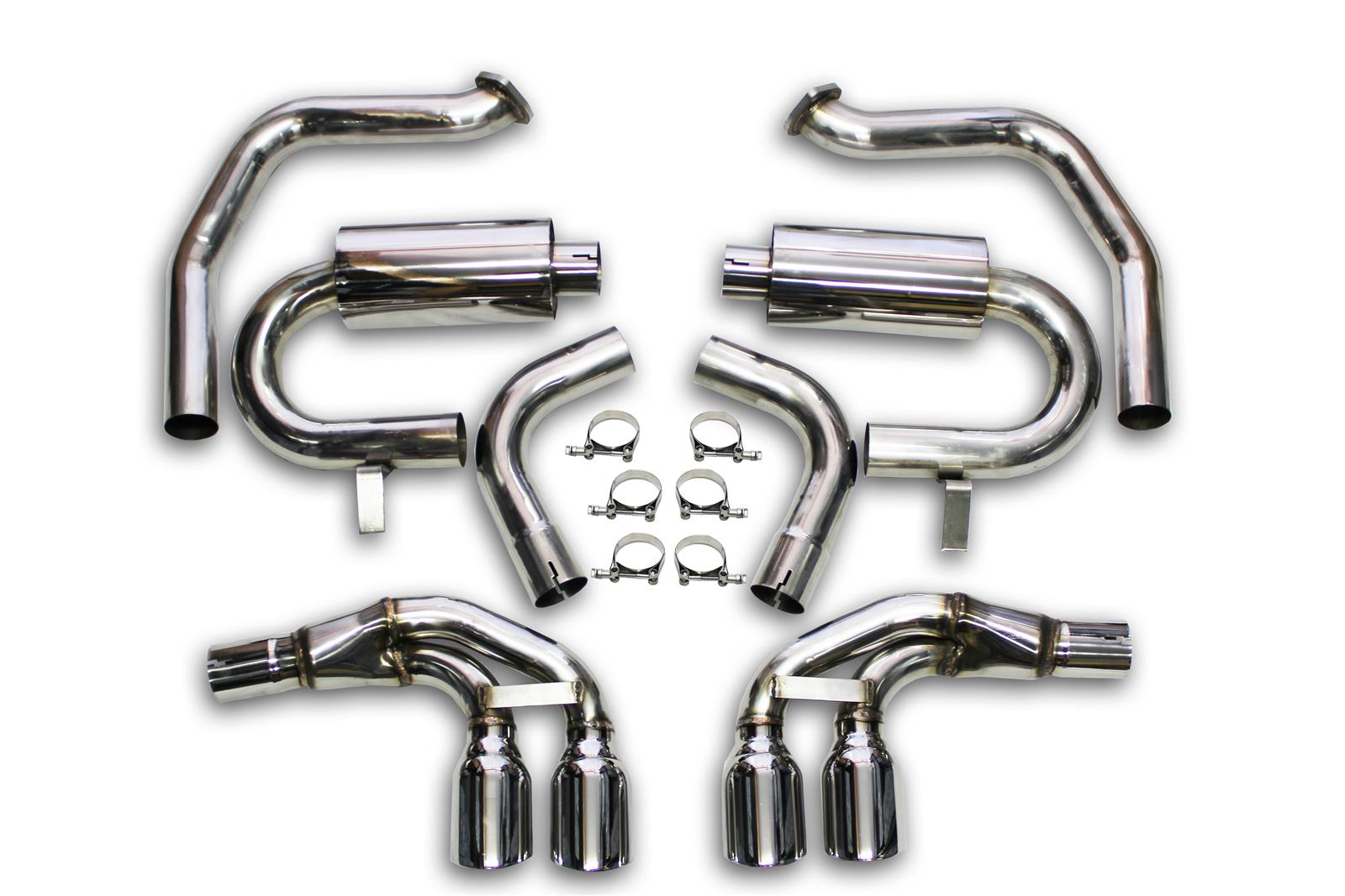 NXT Step Performance Exhaust Systems EX1002