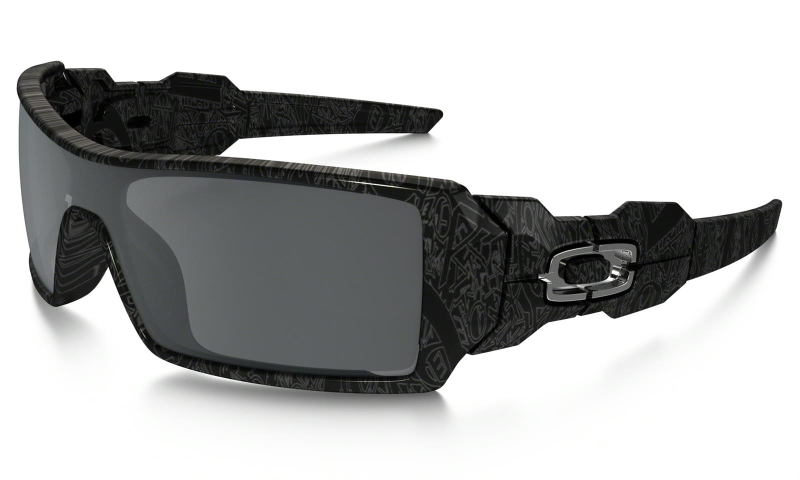 490a096c64 Oakley Oil Rig Sunglasses 24-058 - Free Shipping on Orders Over $99 at  Summit Racing
