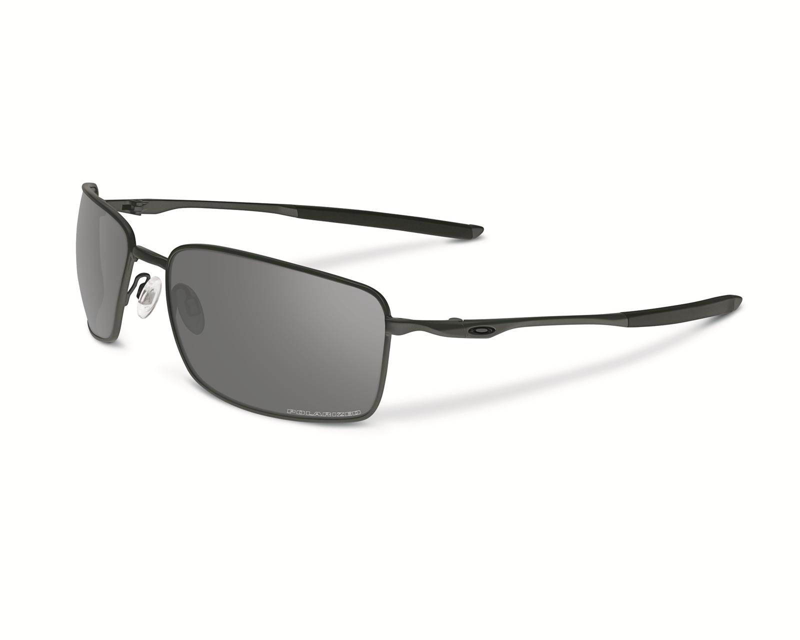 95f96f969b5 Oakley Square Wire Sunglasses OO4075-04 - Free Shipping on Orders Over  99  at Summit Racing