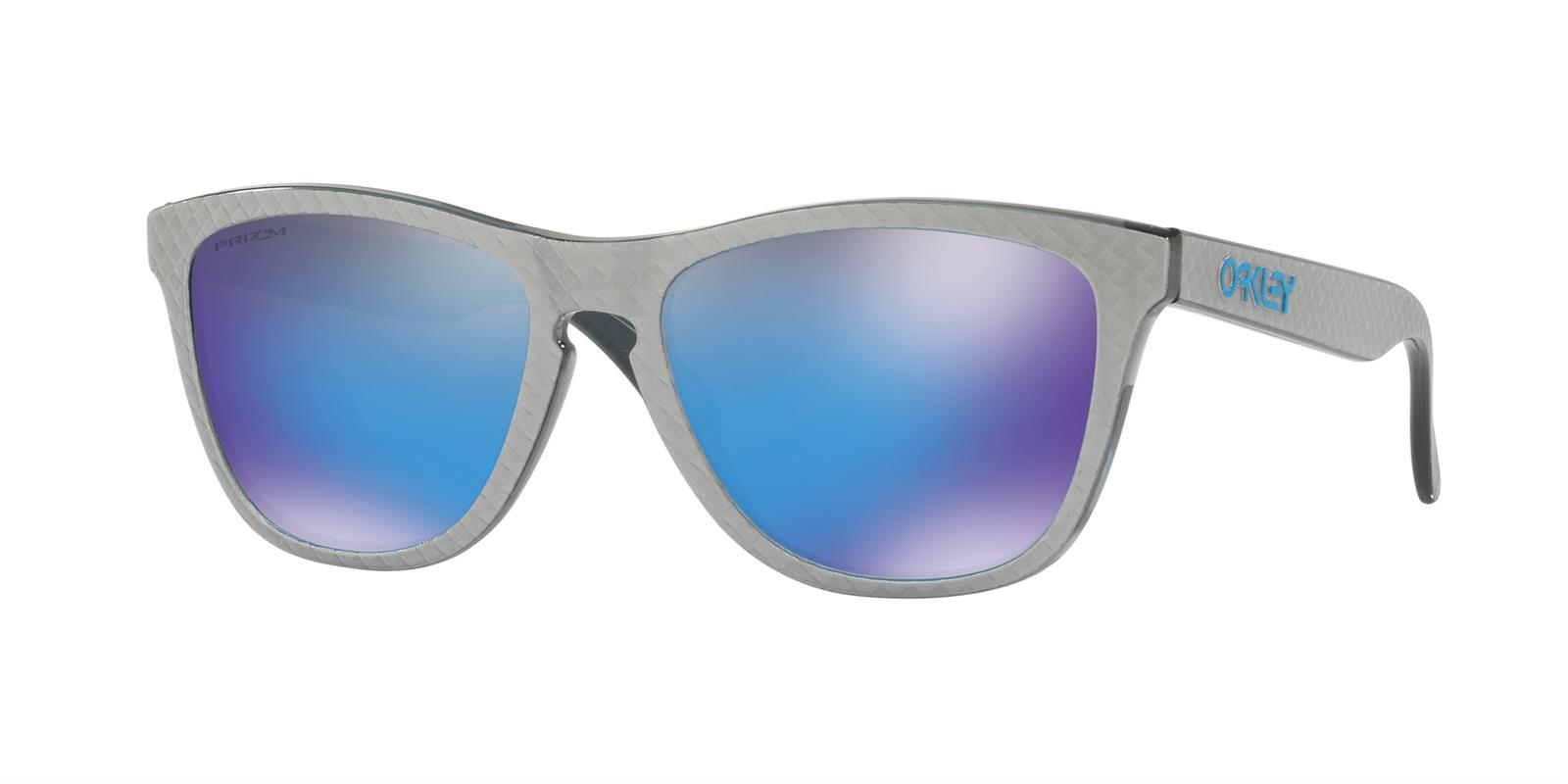 d1c750c527ed Oakley Frogskins Prizm Checkbox Collection Sunglasses OO9013-C055 - Free  Shipping on Orders Over  99 at Summit Racing