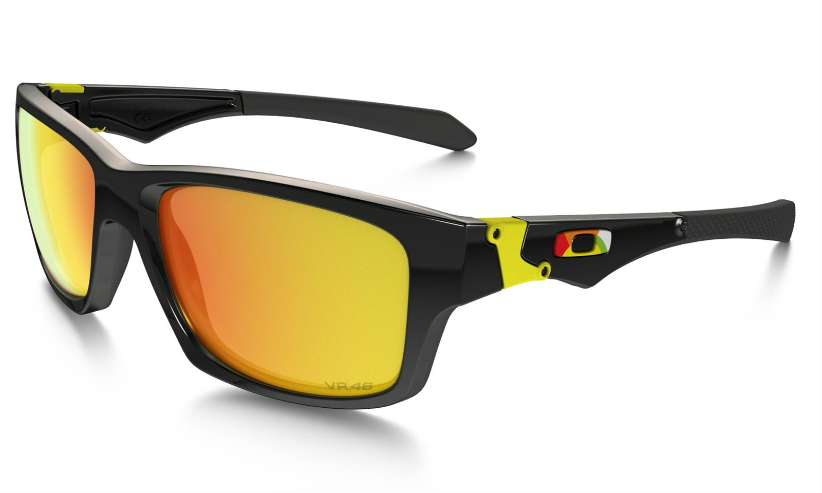 ab918665e1 Oakley Jupiter Squared Valentino Rossi Signature Series Sunglasses OO9135-11  - Free Shipping on Orders Over  99 at Summit Racing