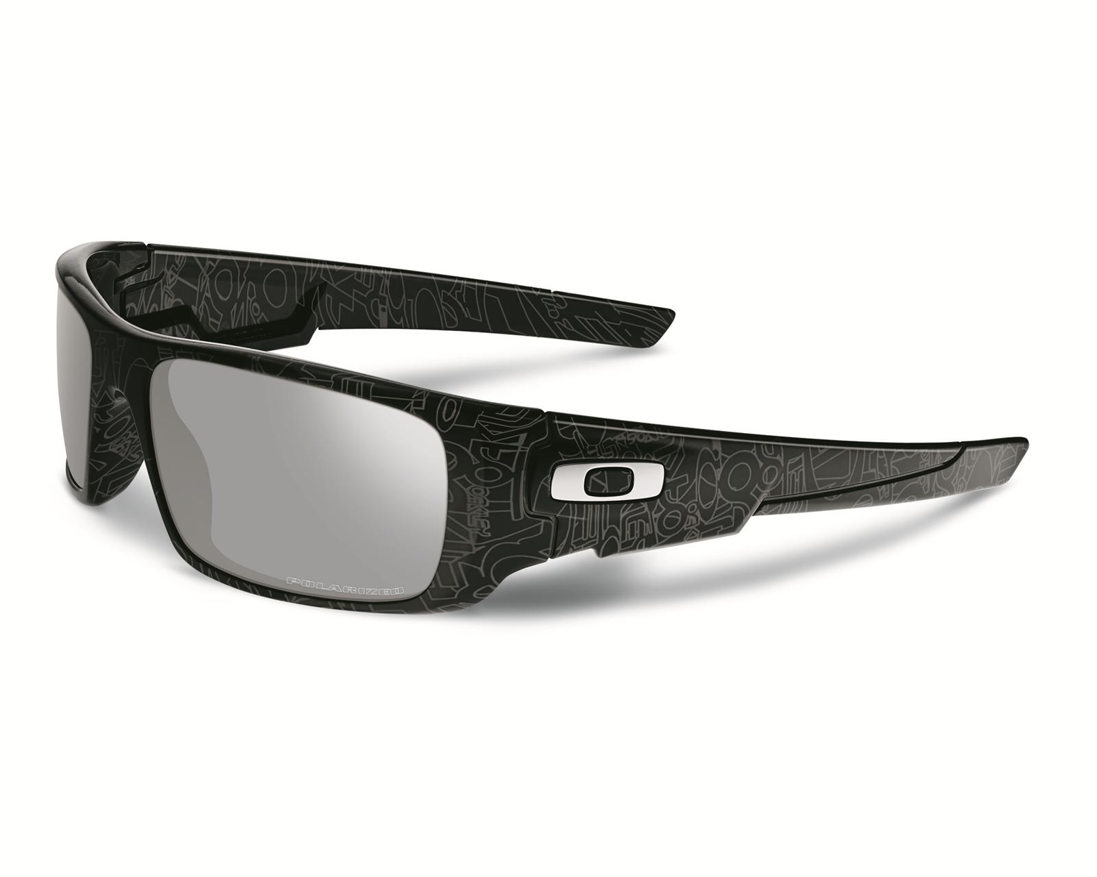 f4cf2a9f98 Oakley Crankshaft Sunglasses OO9239-08 - Free Shipping on Orders Over  99  at Summit Racing