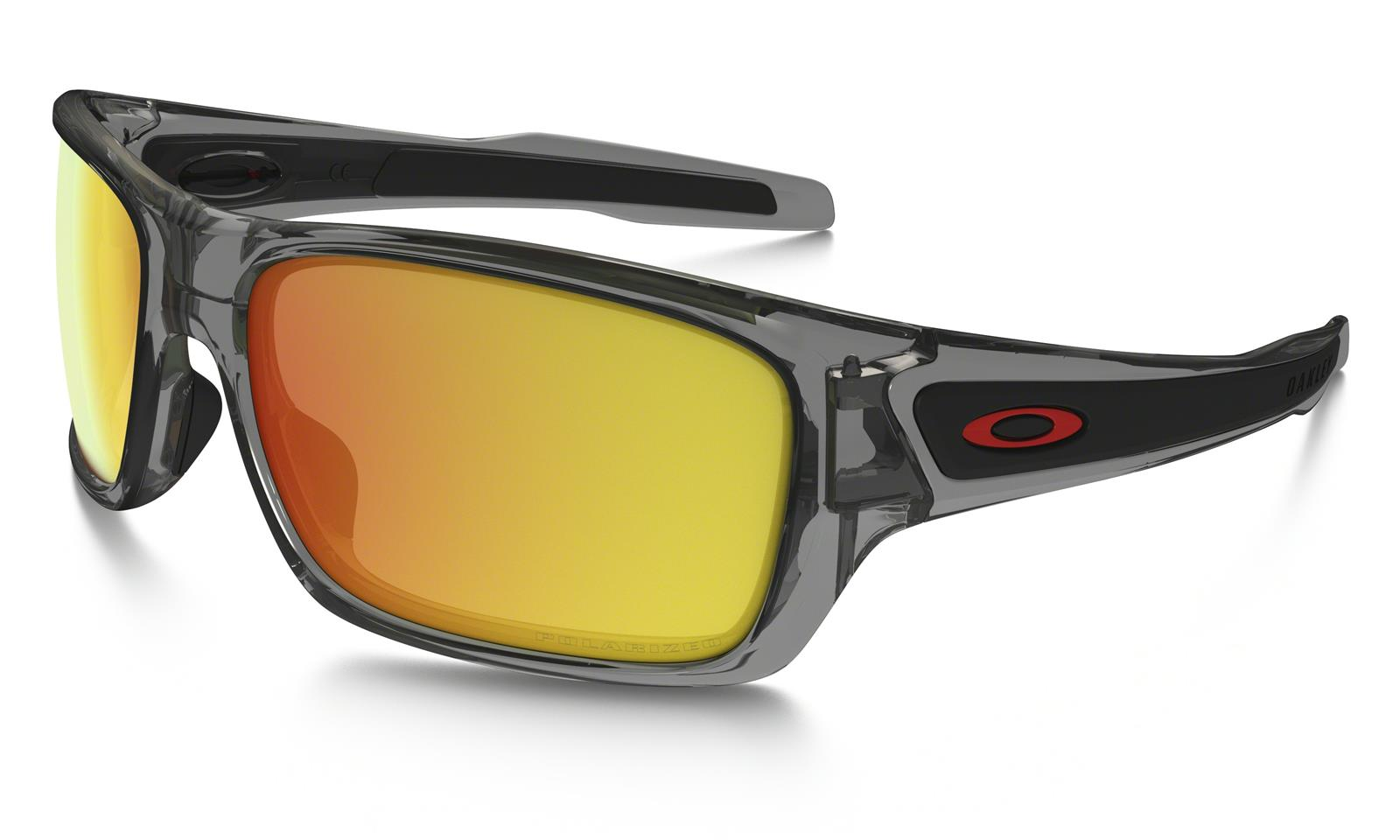 711ea35ec7 Oakley Turbine Sunglasses OO9263-10 - Free Shipping on Orders Over  99 at  Summit Racing