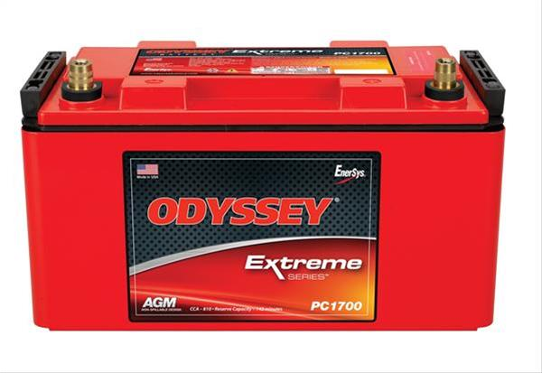odyssey battery battery dry cell 12 v deep cycle 875 cold cranking amps top post ebay. Black Bedroom Furniture Sets. Home Design Ideas