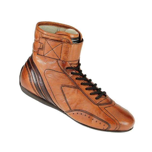 OMP IC//78201543 Carrera Shoes, Brown, Size 43