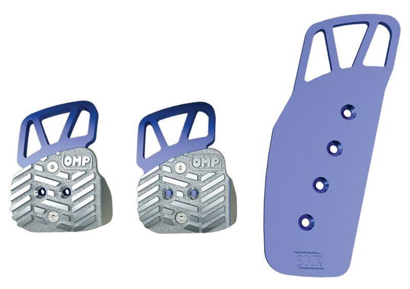 OMP OA//1020 Racing Pedal Set