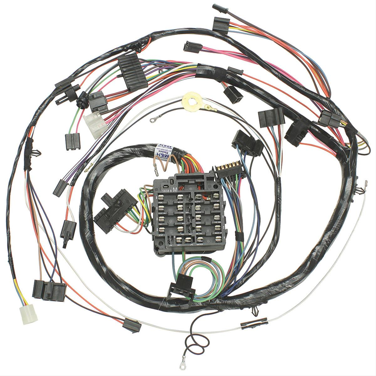 Original Parts Group 16425 Free Shipping On Orders Over 99 At M And H Wiring Summit Racing