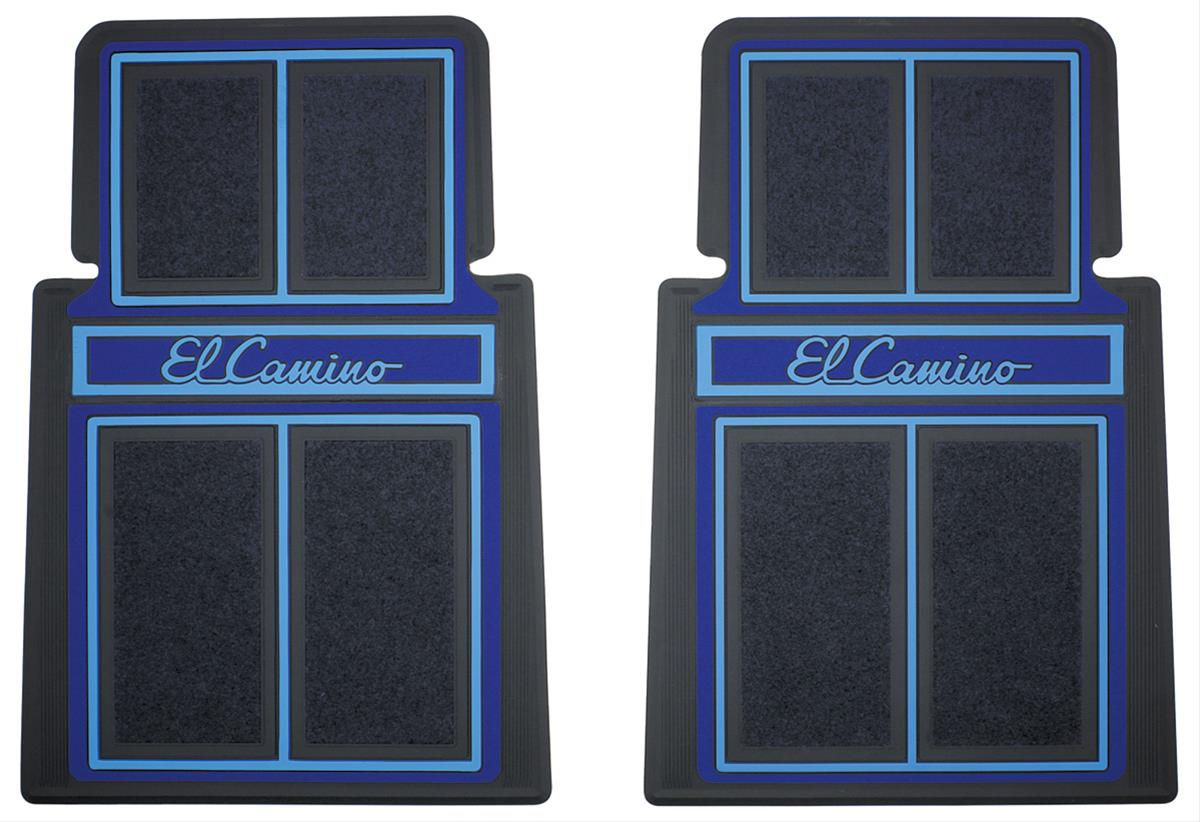 Original parts group heavy duty reproduction rubber floor mats original parts group heavy duty reproduction rubber floor mats cfm0308mb free shipping on orders over 99 at summit racing sciox Choice Image