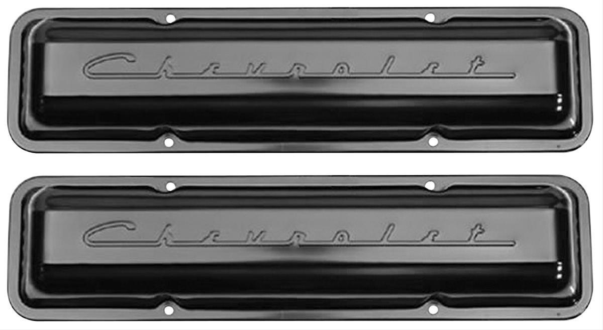 Original parts group authentic reproduction valve covers ch29162 original parts group authentic reproduction valve covers ch29162 free shipping on orders over 99 at summit racing sciox Choice Image