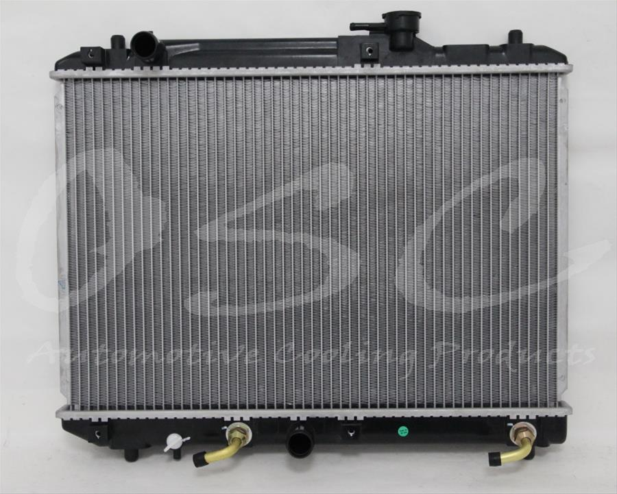 OSC Cooling Products 2085 New Radiator Engine Cooling & Climate ...