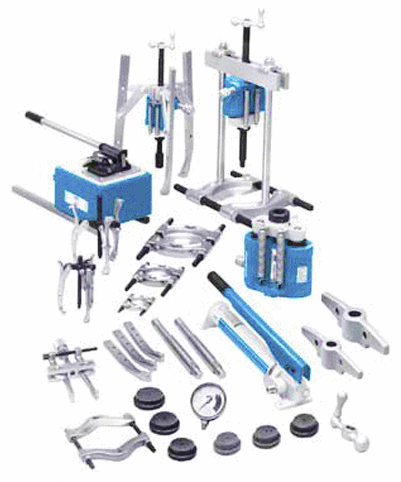 Otc Puller Parts : Otc ton hydraulic puller sets free shipping